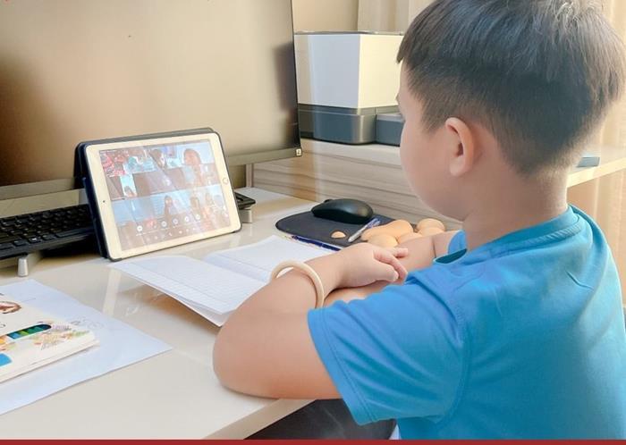 Học trực tuyến: 'Đăng nhập vào được lớp học thì cô giáo chào tạm biệt rồi' - 1