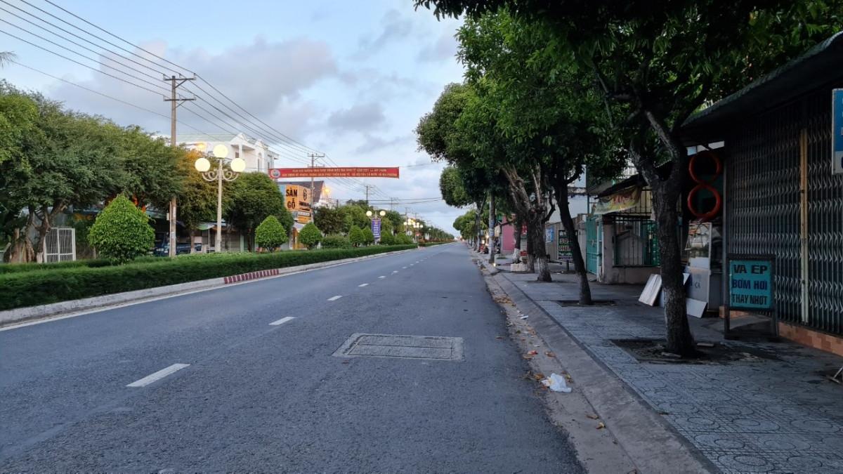 Kiên Giang chuyển9 huyện, thành phố đang thực hiện Chỉ thị 15 sang Chỉ thị 19, bắt đầu từ 0h ngày 21/9.