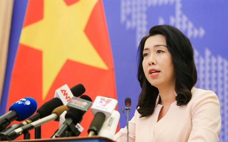 Bộ Ngoại giao: Báo cáo xếp hạng Việt Nam không có tự do Internet là vô giá trị - 1