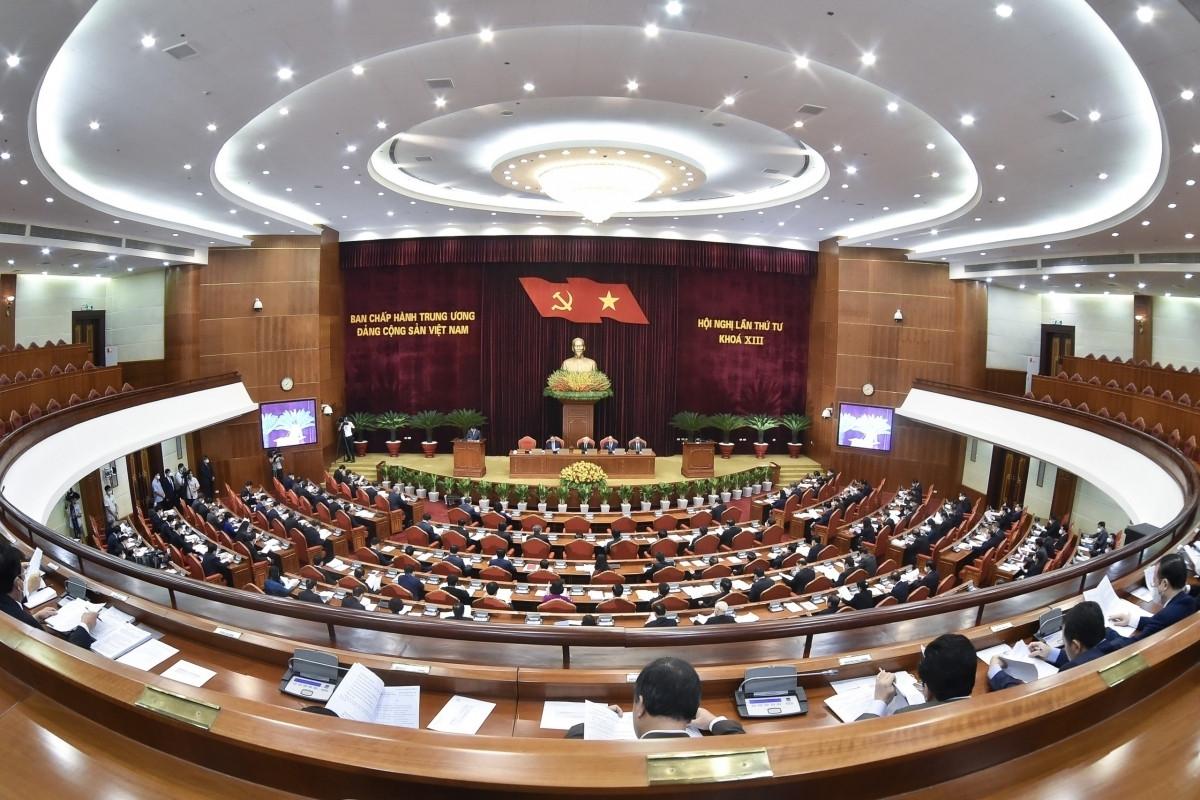 Hội nghị lần thứ 4 Ban Chấp hành Trung ương Đảng khoá XIII