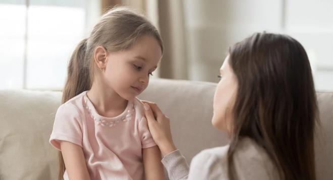Làm thế nào để nói lời xin lỗi với con? - 1