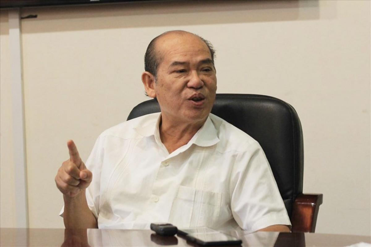 Ông Nguyễn Đức Hà.