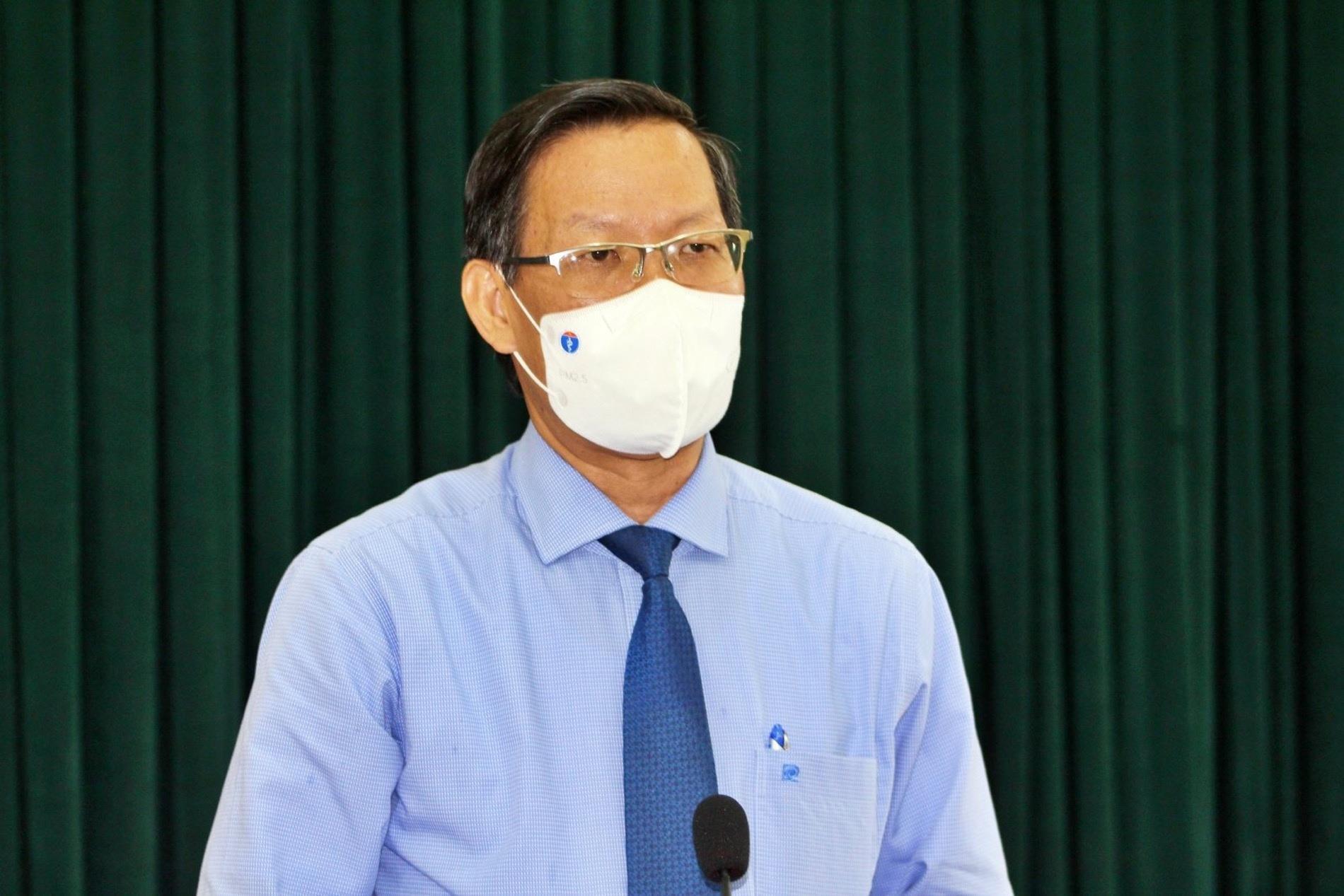 Ông Phan Văn Mãi: Đến tháng 11, TP.HCM cũng chưa thể 'bình thường mới' hoàn toàn - 1